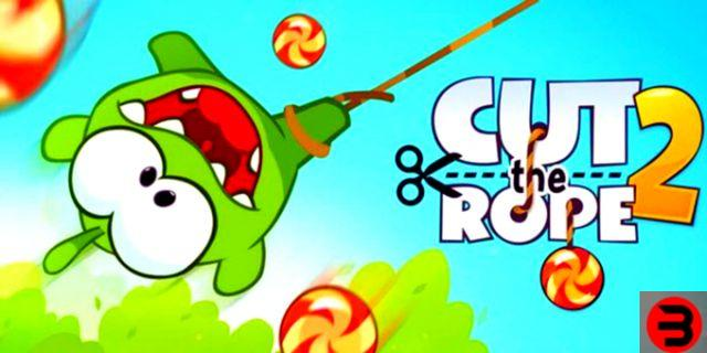 CUT THE ROPE 2 MONEDAS Y VIDAS GRATIS